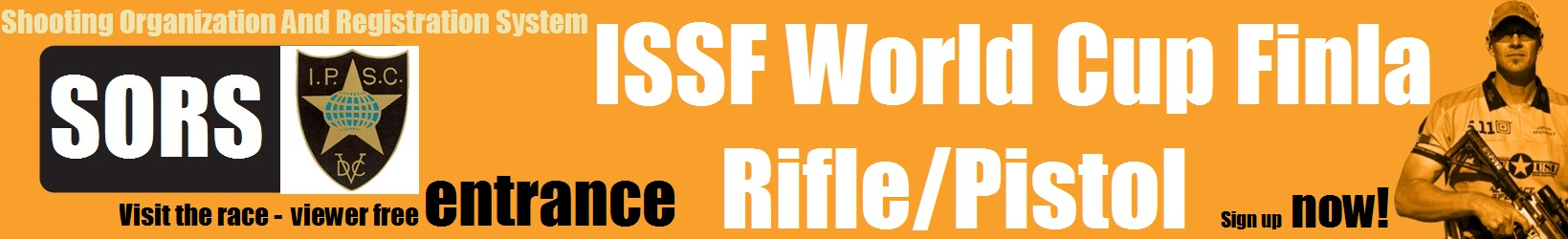 ISSF World Cup Finla Rifle/Pistol